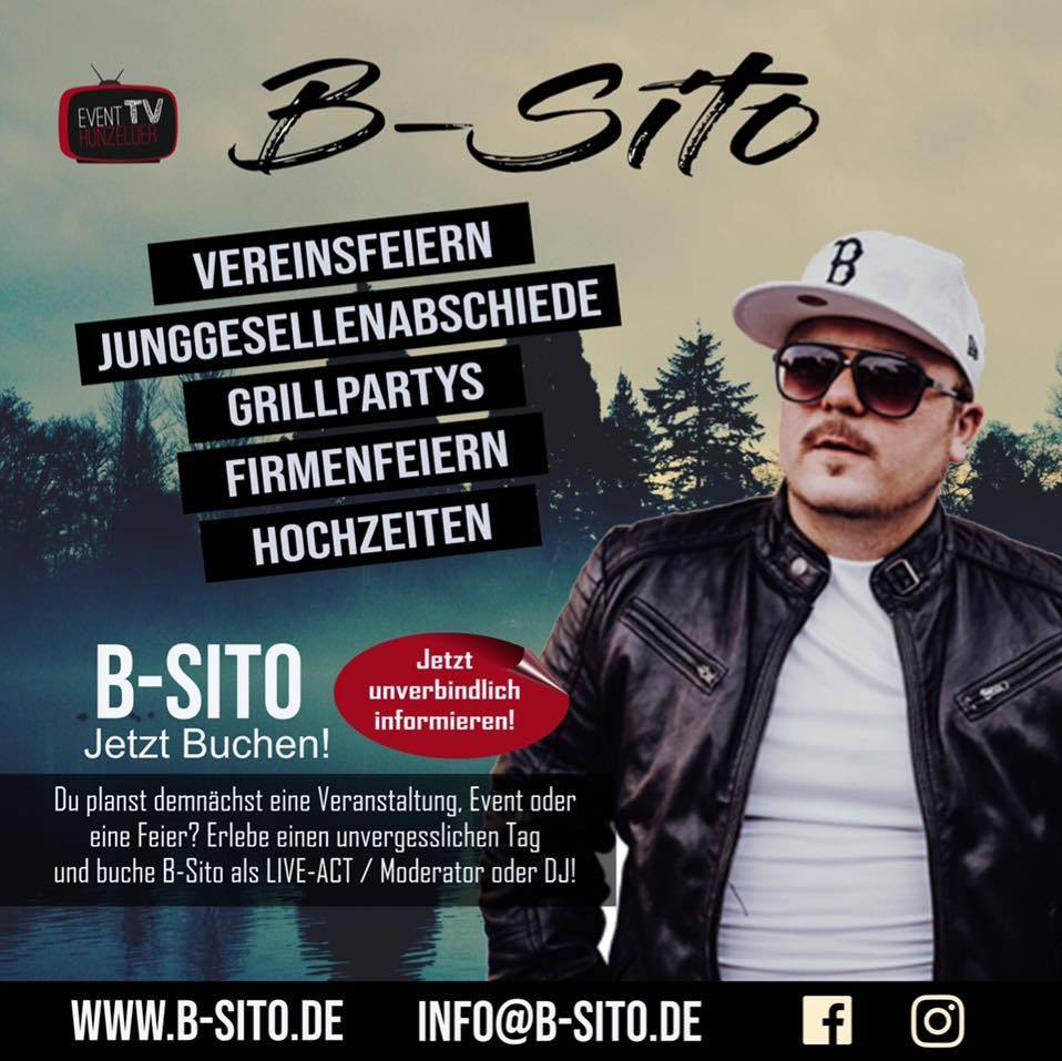 B-Sito jetzt buchen...